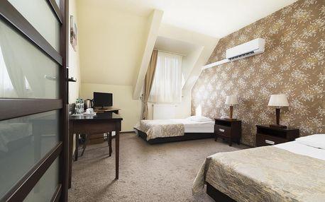 Polsko: Hotel Pod Kasztanami