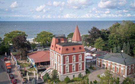 Polsko: Villa Red by Columbus Ustka