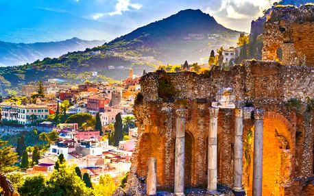 Zájezd na Sicílii, do Říma i Syrakus na 7 nocí