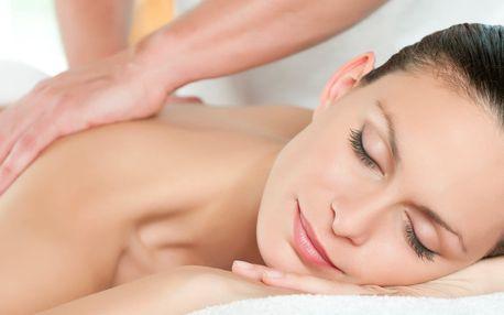 Klasické relaxační a celotělové masáže dle výběru