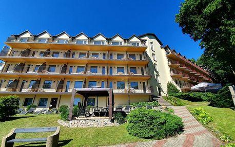 Polsko: Hotel Mazuria