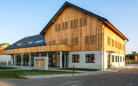 Polsko: Hotel Naturum