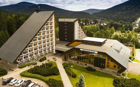 Oblíbený hotel se širokou nabídkou sportovních aktivit