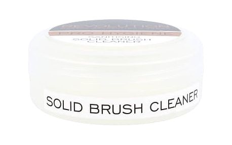Makeup Revolution London Brushes Pro Hygiene Sanitising Solid Brush Cleaner 100 ml štětec pro ženy
