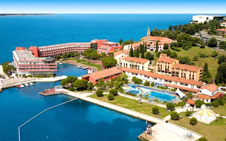 Hotel s vlastním vodním parkem vhodný pro rodiny s dětmi
