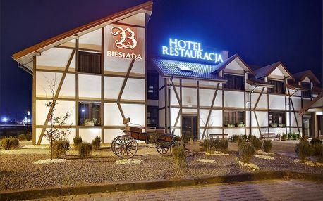 Polsko: Hotel Biesiada