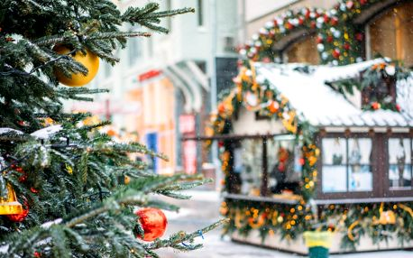 Vianočný Retz a advent v záhradách Kittenberger