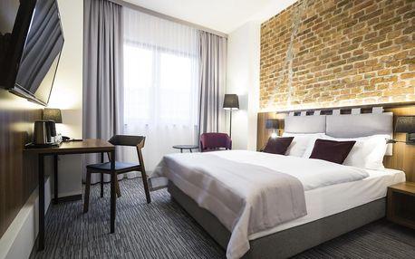 Polsko: Best Western Hotel Mariacki Katowice