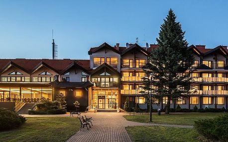 Polsko: Mazurski Raj - Hotel, Marina & Spa