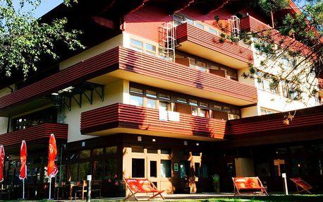 Okolí hotelu je vhodné pro turistiku a cykloturistiku