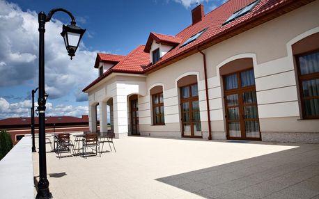 Polsko: Hotel Trzy Róże