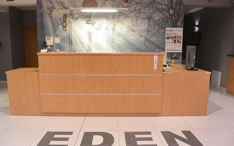 Polsko: Hotel Eden