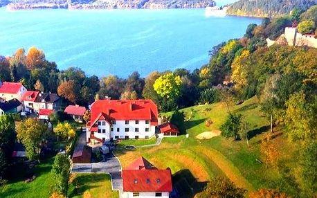 Polsko: Hotel Kasztelan
