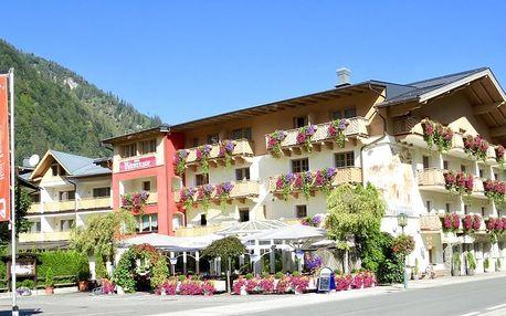 Komfortní hotel s kvalitní nabídkou wellness služeb