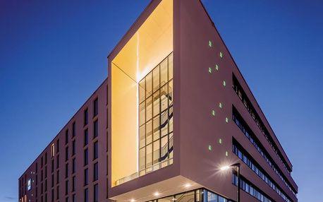 Moderní hotel je ideálním výchozím bodem pro výlety do okolí