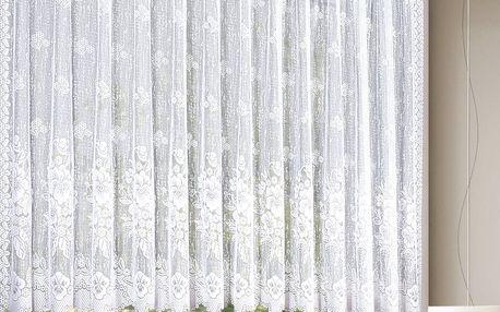 Albani Záclona Květiny, 300 x 220 cm