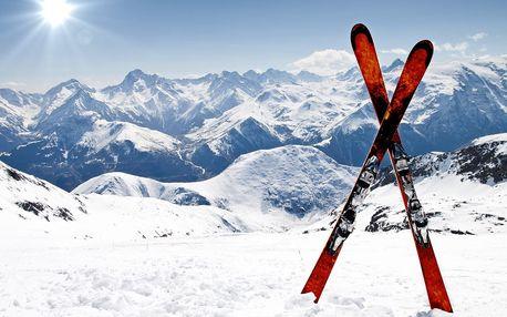 Připravte se na sezónu: servis lyží nebo prkna
