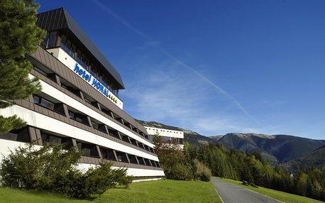 Velmi oblíbený hotel vhodný pro aktivní dovolenou