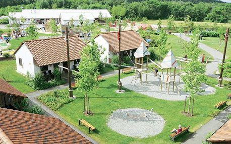 Pro pravé hrdiny pokračuje dobrodružství v prázdninové vesničce LEGOLAND® FERIENDORF