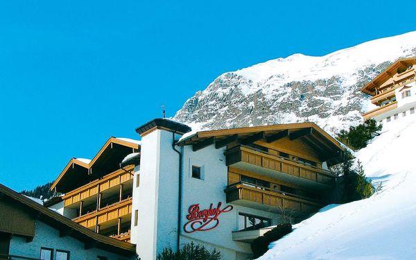 Komfortní hotel s rozsáhlým wellness prostorem