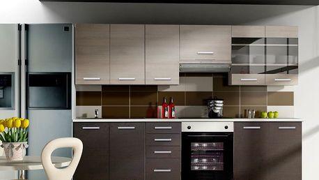 Kuchyňská linka CHAMOUNIC 260 cm