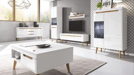 Moderní obývací stěna NORDI