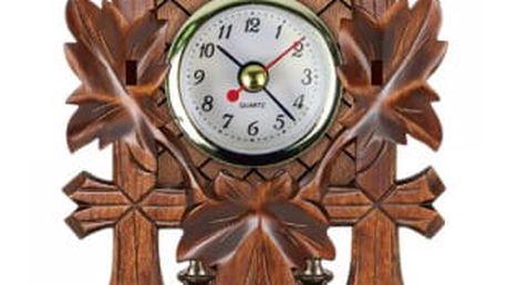 Nástěnné hodiny ve stylu kukaček