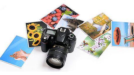 Pexeso z Vašich fotografií - perfektní dárek pro každého a navíc spousta zábavy.