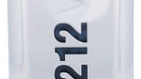 Carolina Herrera 212 VIP Men 100 ml toaletní voda tester pro muže