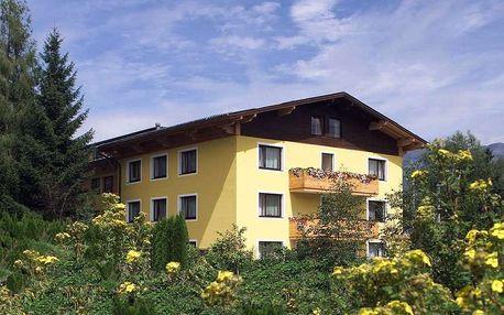 Rakousko - Kaprun / Zell am See na 3 dny, snídaně s dopravou vlastní