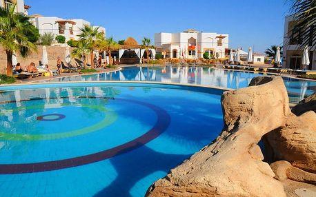 Egypt - Sharm El Sheikh na 8 až 12 dní, all inclusive s dopravou letecky z Prahy přímo na pláži