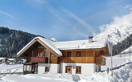 Rakousko - Saalbach / Hinterglemm na 7 dní, bez stravy s dopravou vlastní