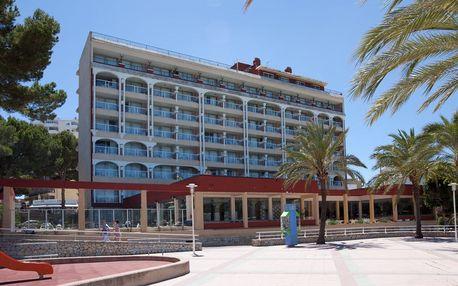 Španělsko - Mallorca na 8 až 11 dní, all inclusive nebo polopenze s dopravou letecky z Prahy přímo na pláži