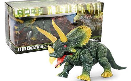 RC dinosaurus na dálkové ovládání