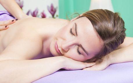 Detoxikační lymfatická masáž těla a obličeje