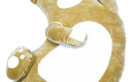 BO-MA Trading Usínáček Medvěd, 40 cm