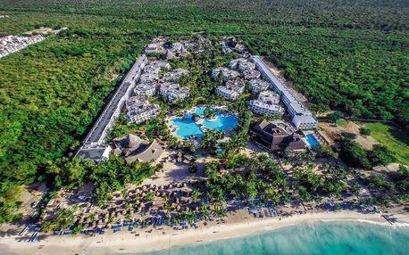 Dominikánská republika - Bayahibe na 3 až 12 dní, all inclusive s dopravou letecky z Prahy nebo vlastní přímo na pláži