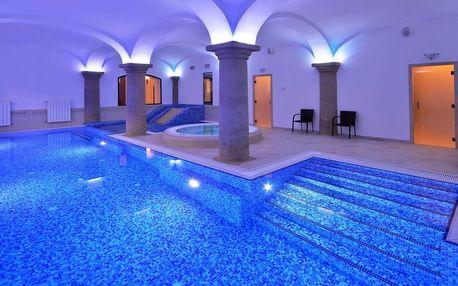 Hotel Malý Pivovar**** v Českém ráji s wellness a romantickou večeří