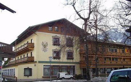 Rakousko - Kaprun / Zell am See na 2 dny, polopenze s dopravou autobusem
