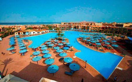 Egypt - Sharm El Sheikh na 8 až 11 dní, all inclusive s dopravou letecky z Prahy přímo na pláži