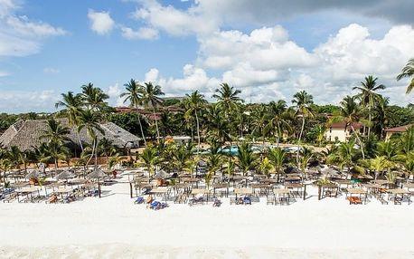 Zanzibar - Kiwengwa na 9 dní, all inclusive s dopravou Prahy nebo letecky