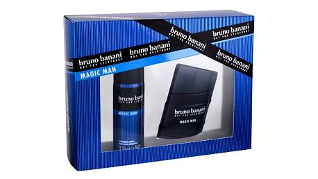 Bruno Banani Magic Man EDT dárková sada M - EDT 30 ml + deodorant 50 ml