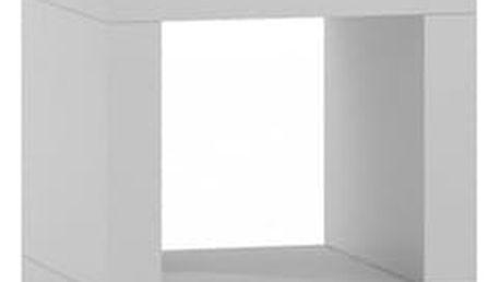 Regál nebo noční stolek KALAX 1x1