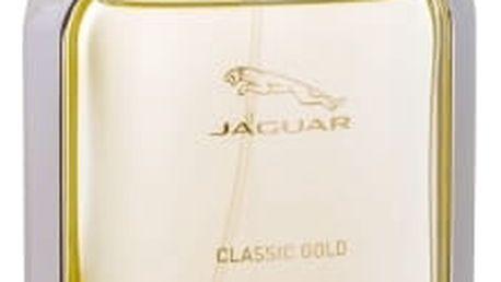 Jaguar Classic Gold 100 ml toaletní voda pro muže