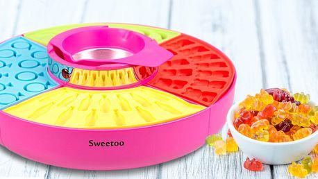 Domácí výrobník gumových medvídků Sweetoo