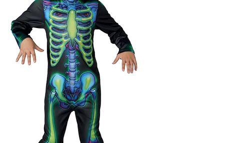 Neonová smrtka - kostým
