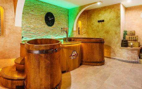 Relax v Beskydech s wellness i polopenzí