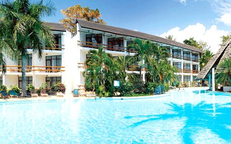 Traveller's Beach - Keňa, Mombasa