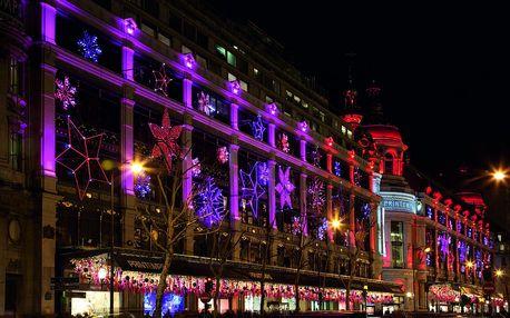 Silvestr v Paříži s noclehem