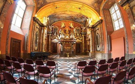 Listopadové podvečerní koncerty: Smetana, Dvořák a Vivaldi